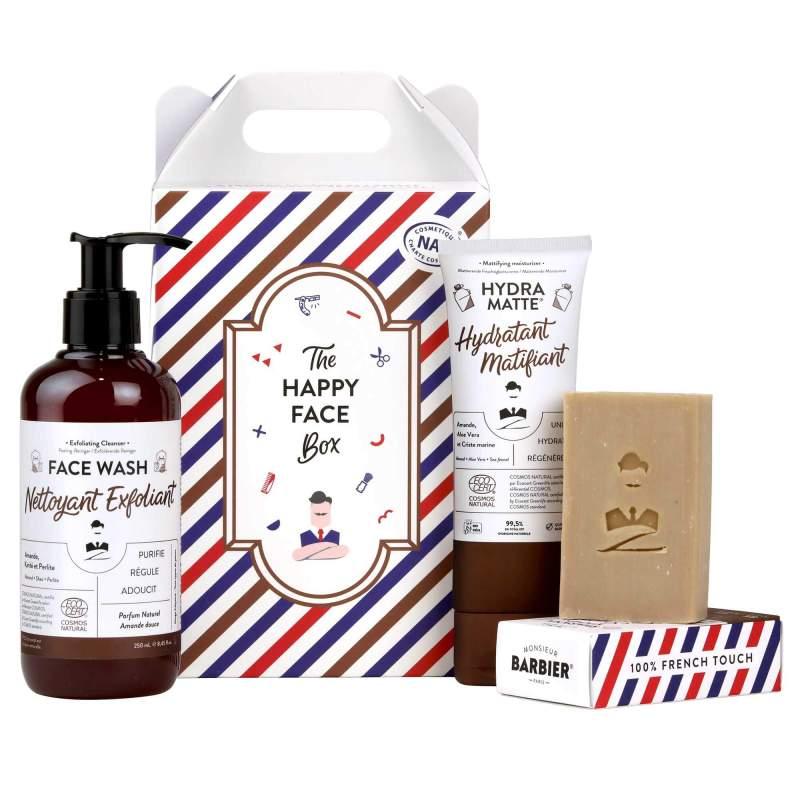 Se procurer The Happy Face Box Monsieur Barbier sur coindubarbier.com