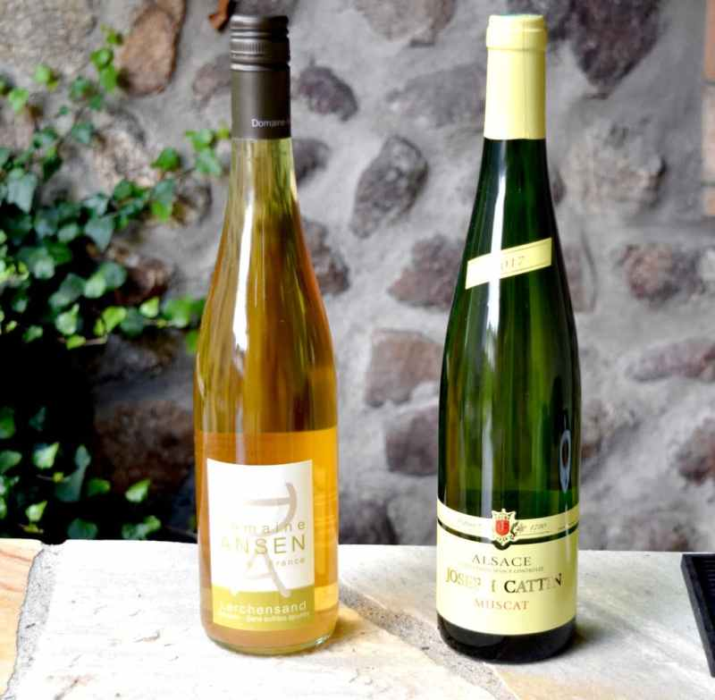 Sélection vins pour l'été 2020 : quelques vins blancs alsaciens