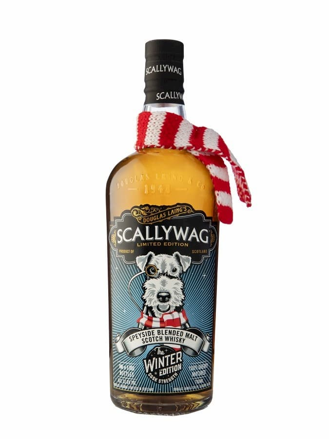 3 whiskies pour Noël : Scallywag Winter edition