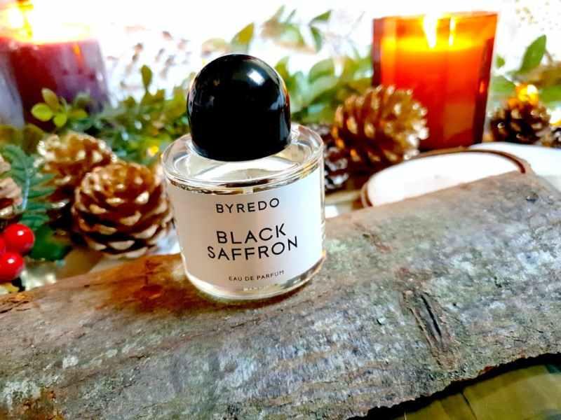 avis sur Byredo Black Saffron