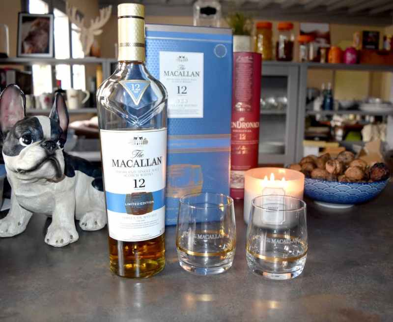 Maccalan 12 Triple Cask
