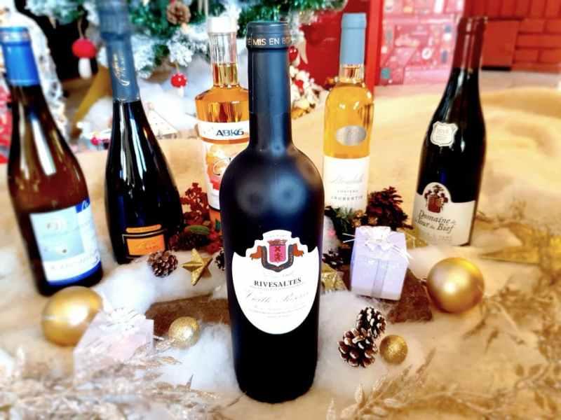 Sélection vins de fêtes pour Noël 2020 : VDN Rancio Vieille Réserve