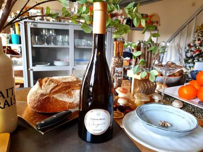 Cuvées pour la Saint-Valentin 2021 : Original Blanc 2019 Château de Maime