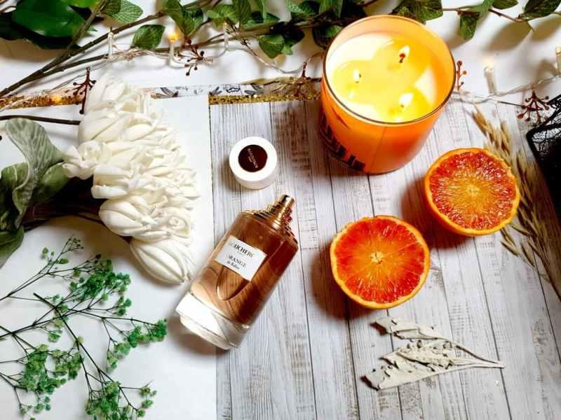 Test Orange de Bahia Boucheron