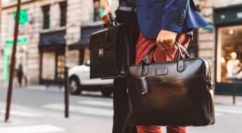 Les sacs de ville de luxe ST Dupont
