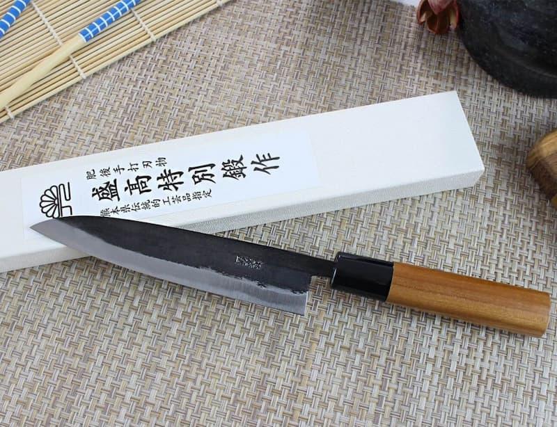 Couteau Moritaka Aogami