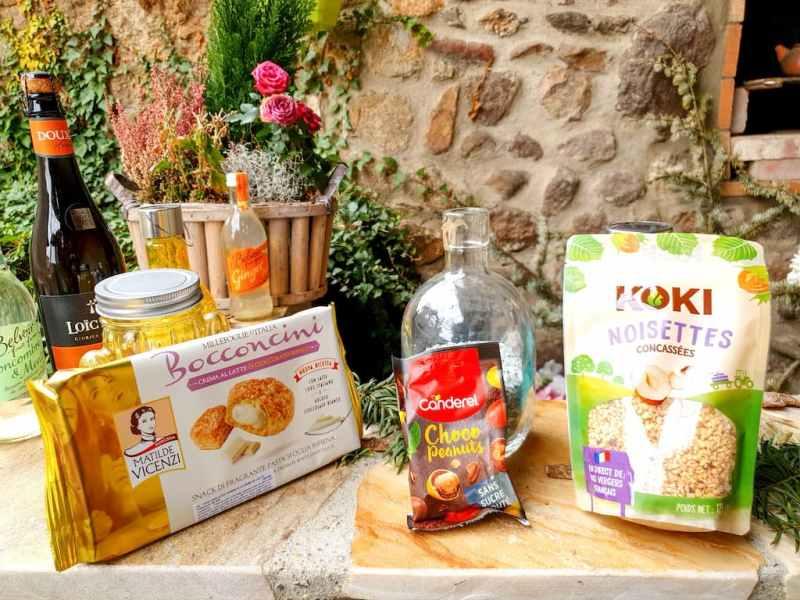 gourmandises sucrées Degusta Box février 2021