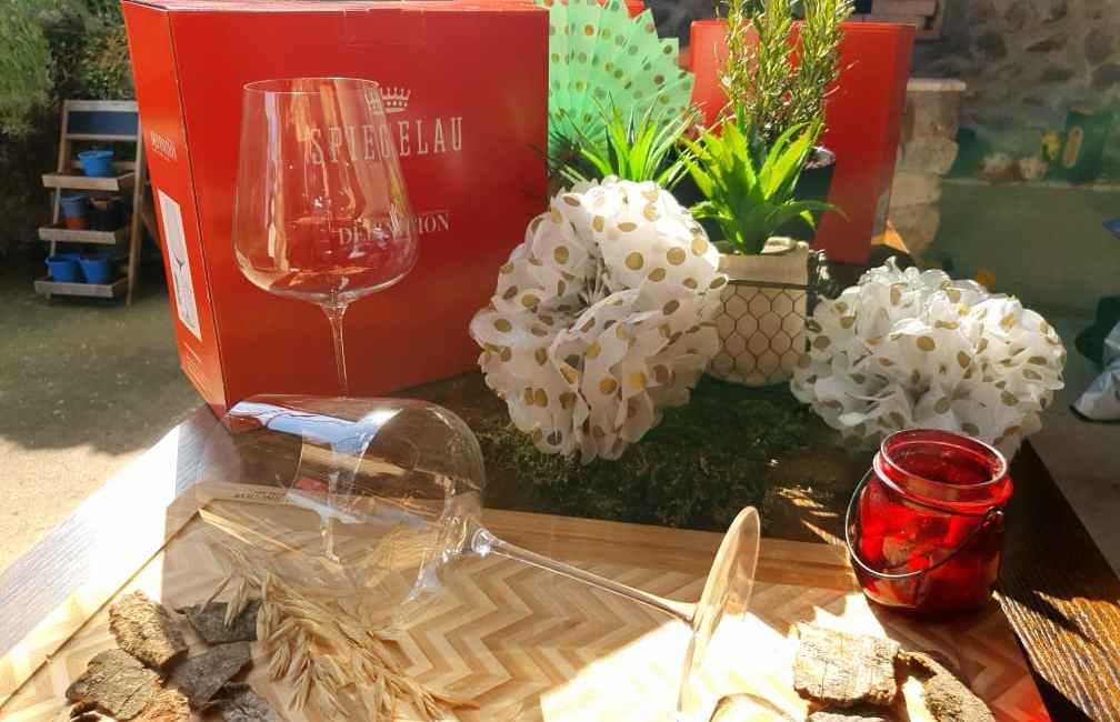 Les verres Spiegelau subliment la dégustation du vin