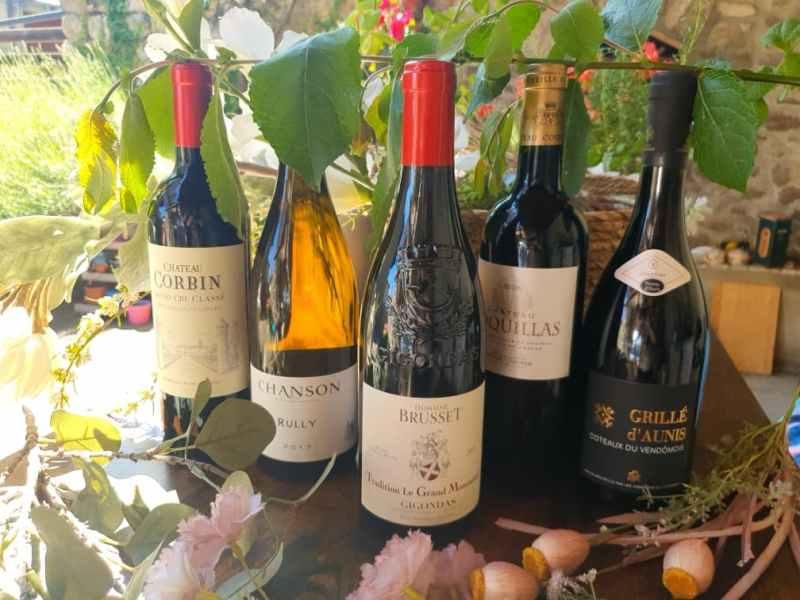 8 vins et champagnes pour l'été 2021 : Domaine Brusset Le Grand Montmirail 2019