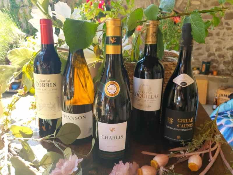 8 vins et champagnes pour l'été 2021 : UVC Chablis 2019