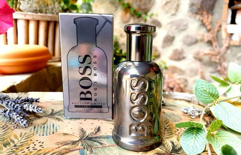 Boss Bottled United Limited Edition 2021