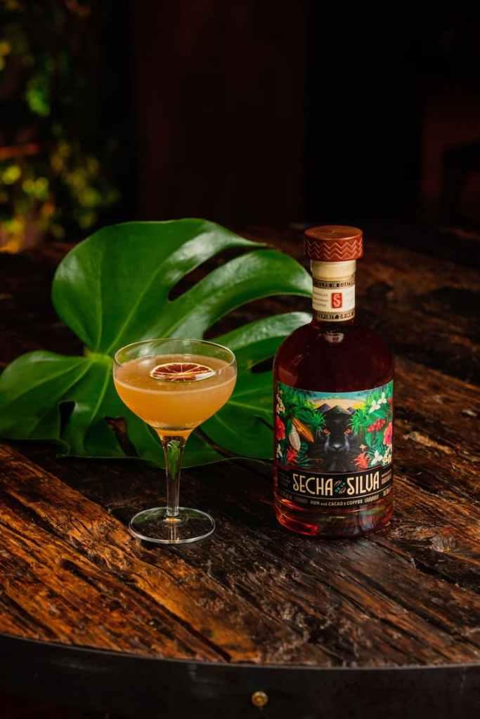 Cocktail Rhum secha de la silva Daiquiri