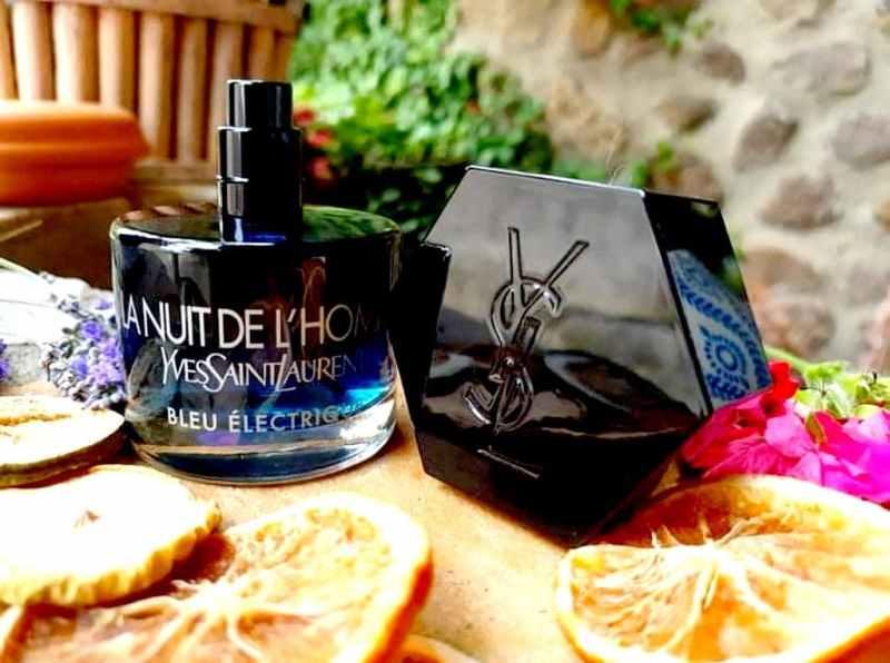 La Nuit de L'Homme Bleu Electrique YSL