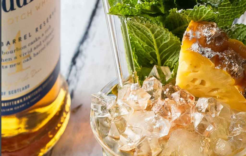 Cocktails GLENFIDDICH