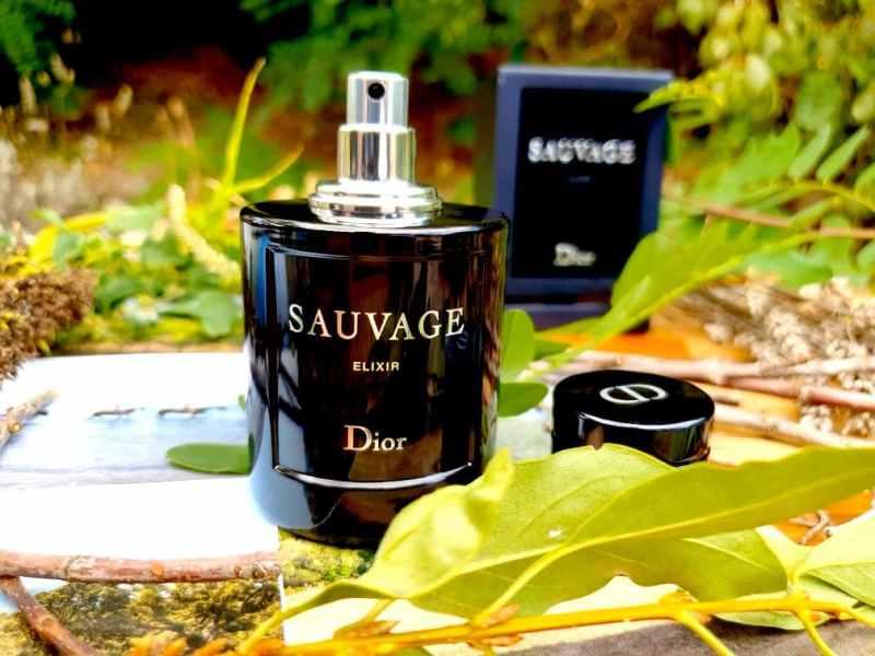 test & avis sur Sauvage Elixir Dior