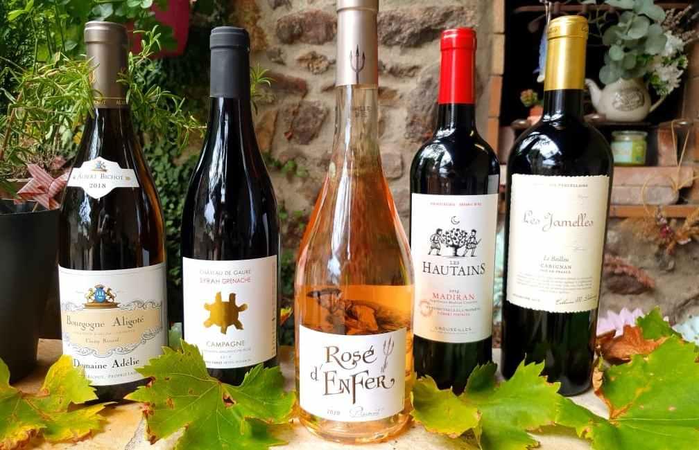 Sélection de vins pour l'été 2021 (partie 3)