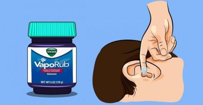 le Vicks VapoRub n'est pas destiné qu'aux rhumes! Voici 10 moyens intelligents pour améliorer votre santé!
