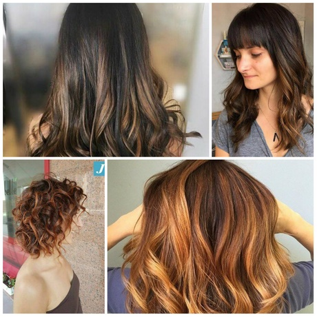 Bronde Hair Ideas Under Color 2018 Fall