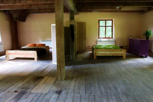 First floor, which is the bedroom.