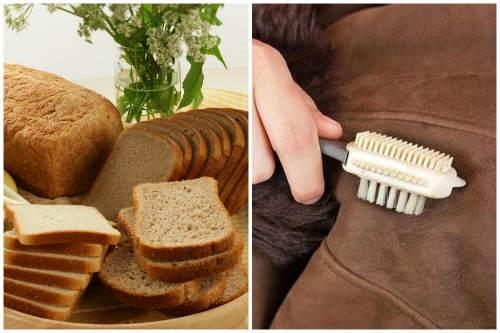 Использование хлеба