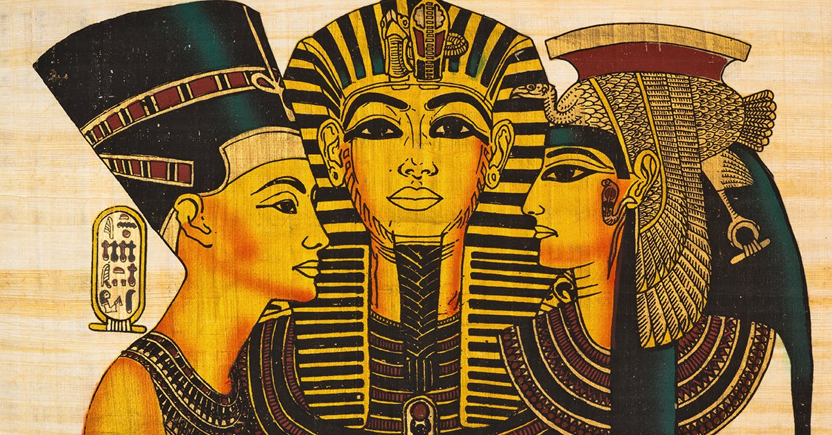 """Greek Philosophers Didn't """"Discover"""" Anything, They Stole It From Ancient Egypt"""