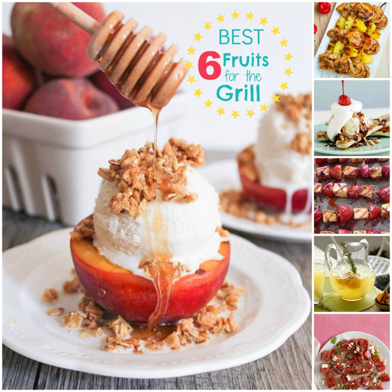 Grilled Fruit Recipes
