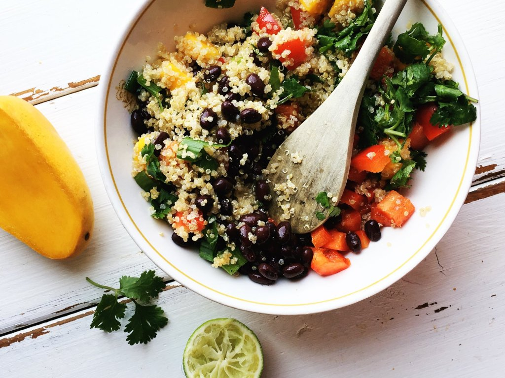 Black Bean Mango Salad2