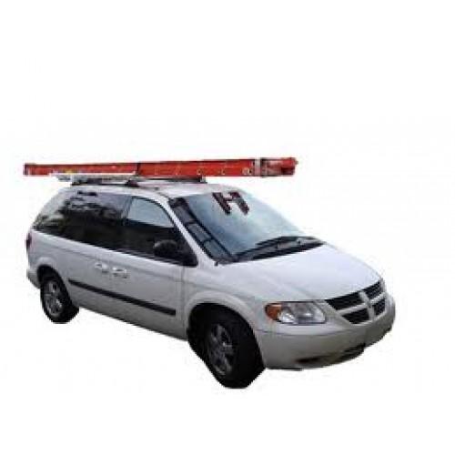 aluminum ladder rack for minivan