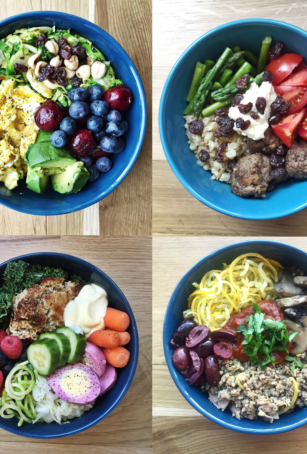 Simple Eats in a Bowl | trueats.net