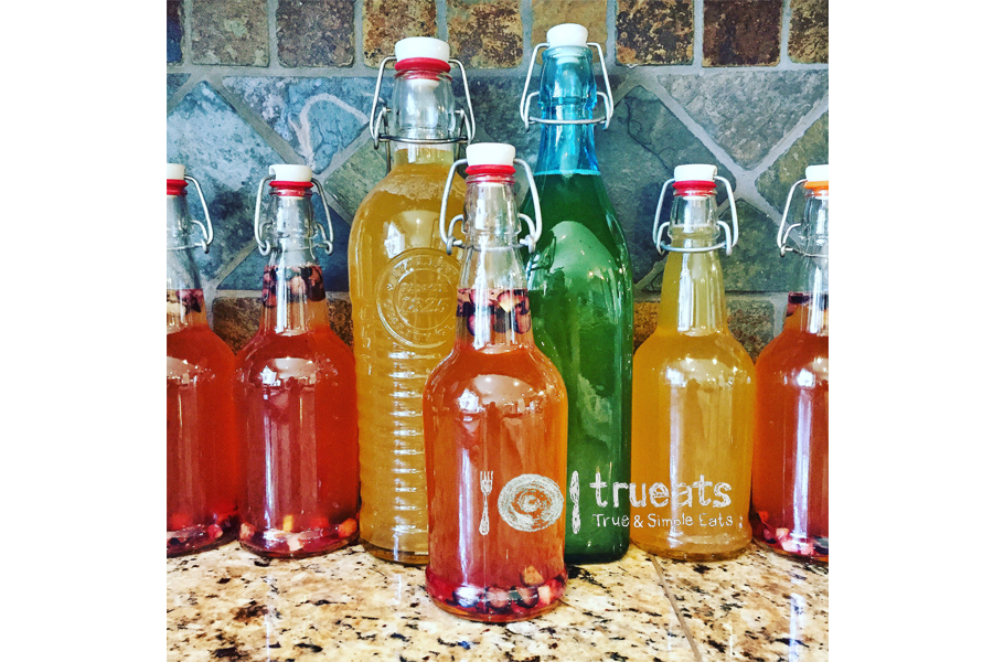 Kombucha colors