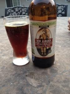 New Almaden Red Ale - Santa Clara Valley Brewing (6/6)
