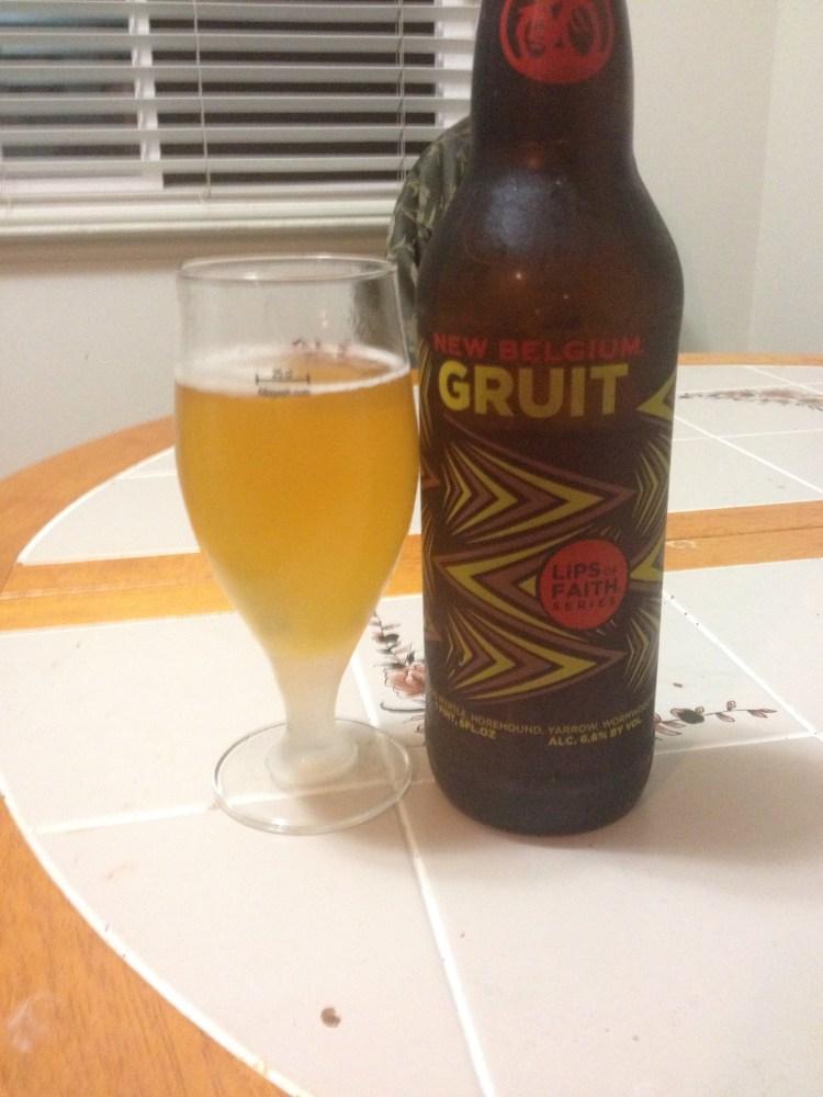 Gruit (Lips of Faith) - New Belgium Brewing - Bi-Weekly Beer Review Episode 14 (2/3)