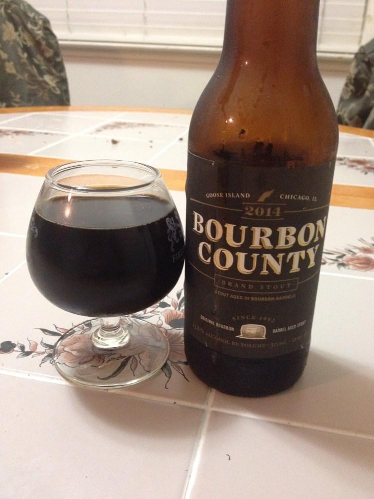 Bourbon County Brand Stout 2014 release (2/2)