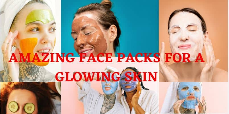 Glowing Skin Face Pack