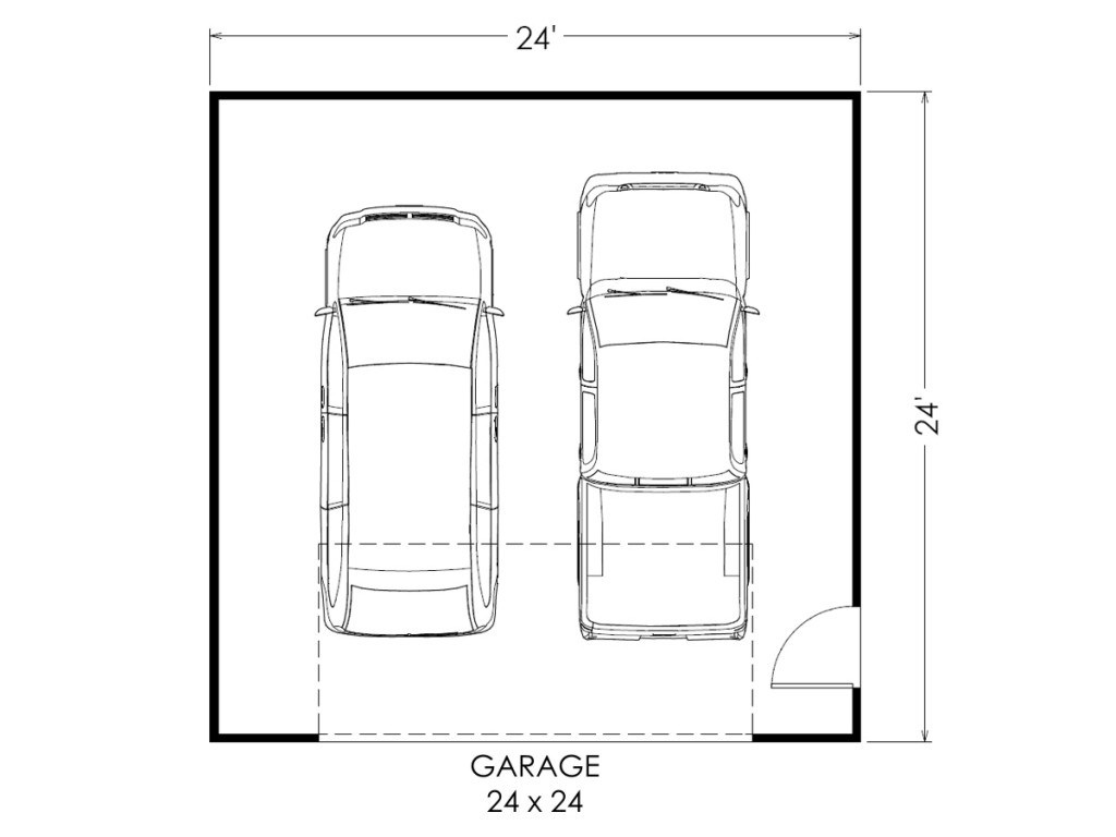 Stunning Garage Layout Plans 25 Photos