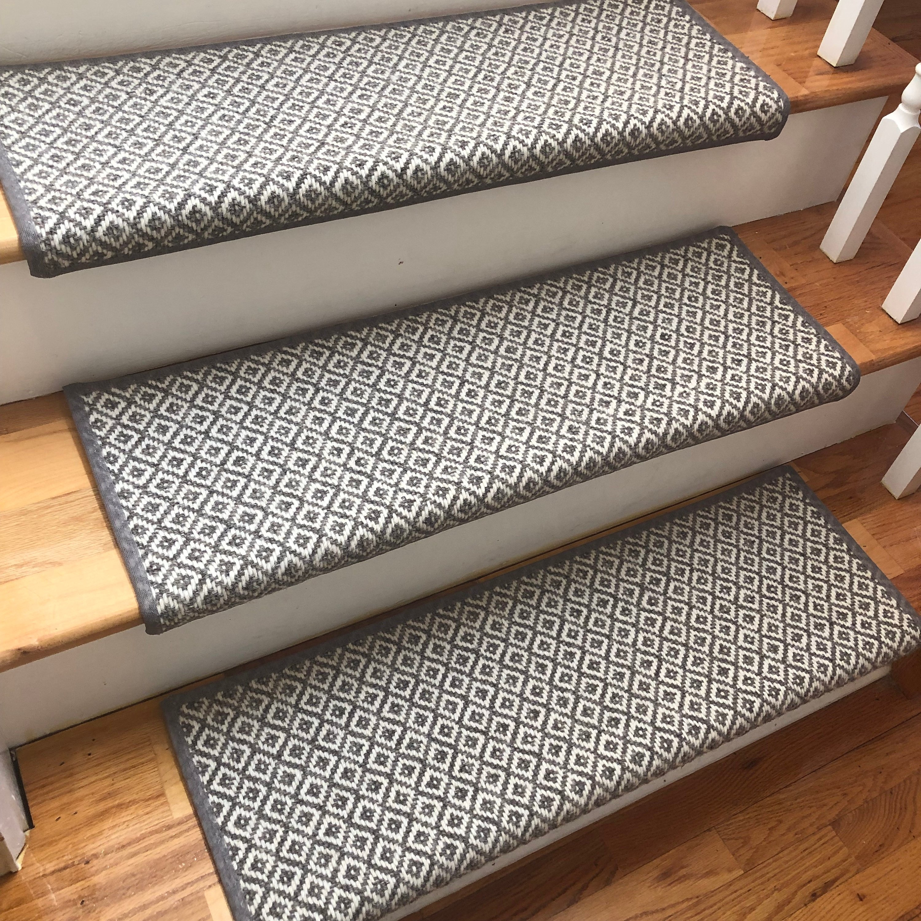 Delicieux True Bullnose Carpet Stair Treads