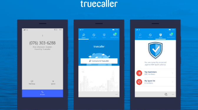 Truecaller Available for Windows 10 Mobile Insider Preview