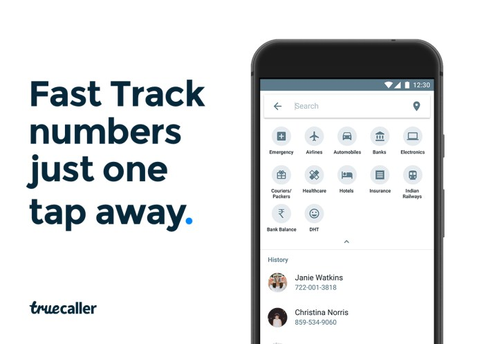 Introducing Number Scanner & Fast Track Numbers - Truecaller