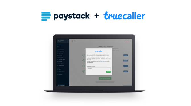 Truecaller Partners with Paystack to Enable More African Businesses to Accept Online Payments