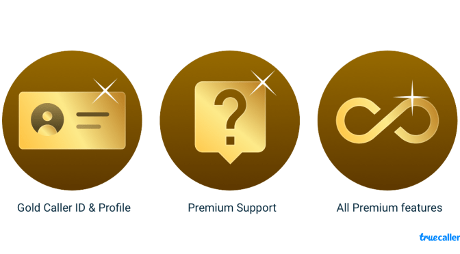 Go for the Gold with Truecaller Gold Premium