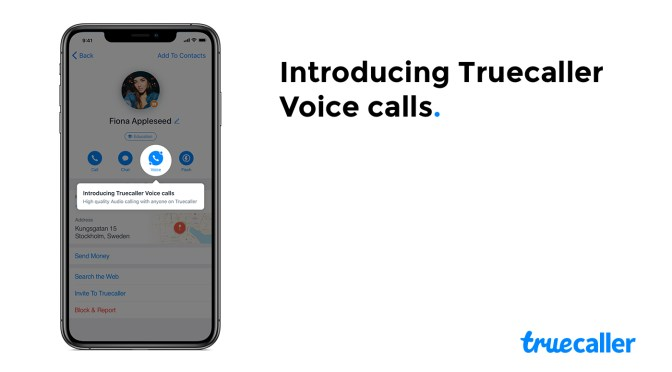 Truecaller Voice Comes to iPhone!