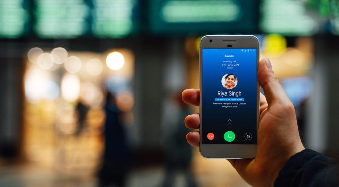 Truecaller's Caller ID Has Evolved