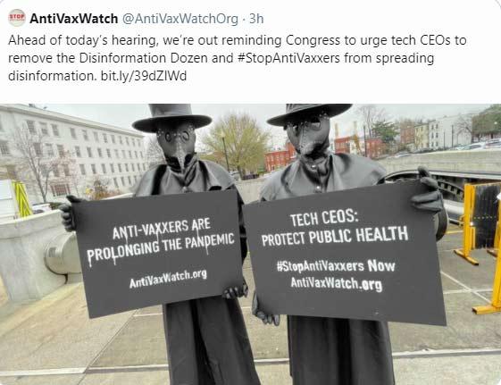 Anti Vax Watch