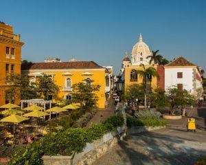 Plaza Santa Teresa Cartagena (2)