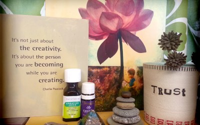 Using Your Senses to Awaken Your Creativity