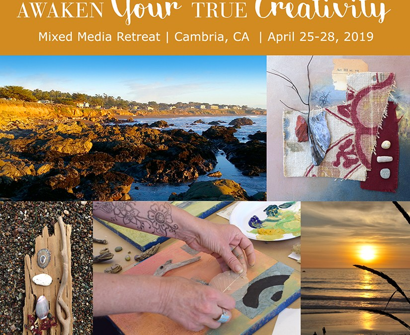 Art & Yoga Retreat. Early Bird Registration Ends December 31!
