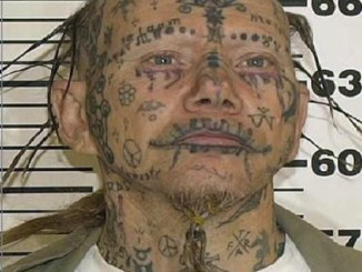 YOU CAN'T GET AWAY LOOKING LIKE THAT! Top 7 Criminals With Face Tats