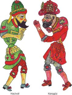 Karagoz and Hacivat
