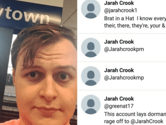 EXCLUSIVE: Accused 'Greens rapist' was being groomed as MP & had dreams of becoming Prime Minister