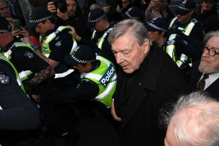 Pell At Court